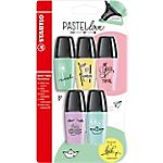 Surligneur STABILO Boss mini Pastellove   5 Unités