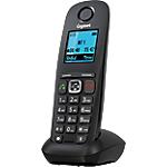 Téléphone Fixe Gigaset A540H Sans fil Avec répondeur Noir