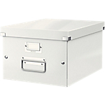 Boîte de rangement Leitz Click & Store WOW Blanc 28,1 cm