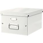 Boîte de rangement Leitz WOW Blanc