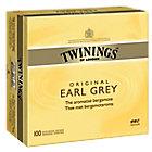 Sachets de thé Arômes naturels Twinings 100 Unités