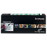 Toner D'origine X203A11G Lexmark Noir