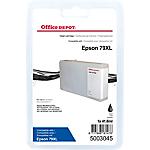 Cartouche jet d'encre Office Depot Compatible Epson 79XL C13T79014010