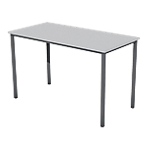 Table multi usages 120 (l) x 60 (P) x 74 (H) cm Gris, anthracite