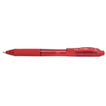 Roller gel Pentel Energel BL107 0.35 mm Rouge