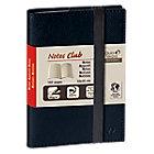 Carnet de notes ligné Quo Vadis Club A6+ Ligné Noir 96 Feuilles