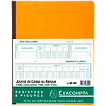 Registre comptable Exacompta 110 g