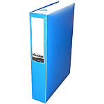 Boîtes d'archivage Niceday 24 x 6 x 32 cm Bleu
