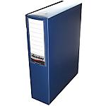 Boîtes d'archivage Niceday 24 x 8 x 32 cm Bleu