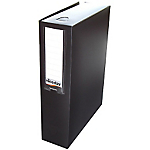 Boîtes d'archivage Niceday 24 x 8 x 32 cm Noir