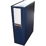 Boîtes d'archivage Niceday 32 (H) x 24 (l) cm Bleu