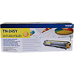Toner TN 245Y D'origine Brother Jaune