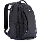 Sac à dos PC Portable Polyester Case Logic BEBP 115 Backpack Noir