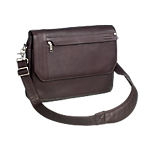 Besace en cuir   Pierre   Urban Line   Marron   ordinateur portable 16