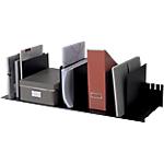 Trieur 10 séparateurs Paperflow 92 (l) x 27,5 (l) x 21 (H) cm Noir