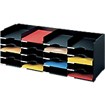 Bloc classeur Paperflow 89,7 (l) x 30,4 (l) x 31,3 (H) cm Noir