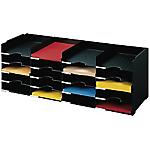 Bloc classeur Paperflow 112 (l) x 30,4 (l) x 31,3 (H) cm Noir