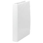 Classeur à anneaux Office Depot 4 anneaux 40 mm PP A4 Blanc