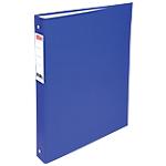 Classeur 4 anneaux Office Depot 40 mm PP 4 anneaux A4 Bleu