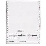 Imprimés de recommandé avec AR en liasse ELAMI Imprimés de gestion 900351 Assortiment   100 Unités de 100 Feuilles