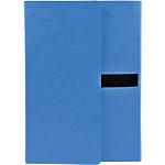 Chemises extensibles FAST Velcro jumbo Bleu 10 Unités