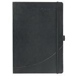 Cahier broché Foray A4 Noir