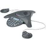 Microphone Soundstation 2   2 Micros Noir