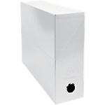 Boîte de transfert Exacompta Iderama 33 x 9 x 25 cm Blanc 5 Unités