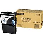 Toner TK 820 D'origine Kyocera Noir