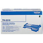 Toner TN 2210 D'origine Brother Noir Noir