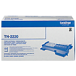 Toner TN 2220 D'origine Brother Noir Noir