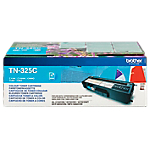 Toner TN 325C D'origine Brother Cyan