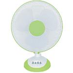 Ventilateur de table ID Branding 40 W 4500 g Blanc, vert
