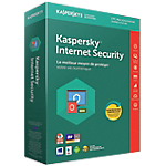 Logiciel Kaspersky Internet Security 2018 5 Licenses