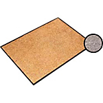 Tapis d'accueil Floortex Ultimat 1800 x 1200 mm Gris