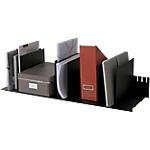 Trieur 10 séparateurs amovibles 857 x 275 x 220 mm Paperflow