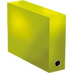 Boîte de transfert ELBA Colour Life 25,5 x 9 cm Vert