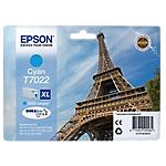 Cartouche jet d'encre Epson D'origine T7022 Cyan C13T70224010