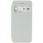 Étui de protection folio S View OMENEX Apple iPhone 5C Blanc