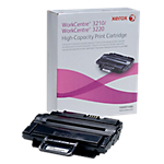Toner Xerox D'origine 106R01486 Noir