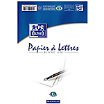 Bloc de papier à lettres OXFORD A5 75 g