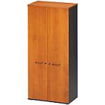 Armoire haute Jazz+ 800 x 480 x 1830 mm Imitation aulne