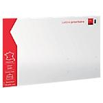 Enveloppes prioritaires pré timbrées La Poste Blanc 22,9 (H) x 32,4 (l) cm   10 Unités