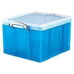Boîte de rangement Really Useful Boxes 42 44 x 52 x 31 cm Transparent