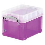 Boîte de rangement   3 litres   violet