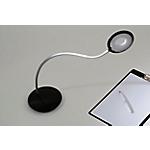 Lampe de bureau LED 5W Alba Aero Noir