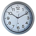 Horloge radio pilotée Orium by CEP   Argent