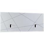 Écran de séparation Gautier Office 1400 x 20 x 600 mm Blanc