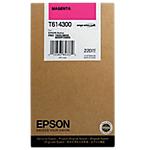 Cartouche jet d'encre Epson D'origine T6143 Magenta C13T614300