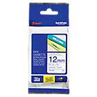 Ruban d'étiquettes Brother TZE233 12mm (L) x 8m (l) Noir, blanc